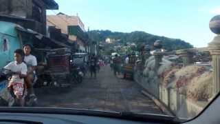 Mauban Philippines  city pictures gallery : 07-01-13 Rolling into town: Mauban, Quezon, Philippines