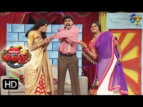 Avinash Karthik Performance | Jabardasth| 19th October 2017