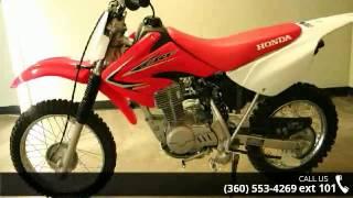 11. 2013 Honda CRF 80F  - Lifestyles Honda - Mount Vernon, Wa...