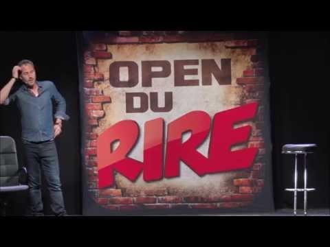 Daniel Camus aux Open du Rire – RIRE ET CHANSONS