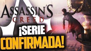 ¡No olvides suscribirte y darle a like si te ha gustado!Ubisoft CONFIRMA serie de Assassin's Creed para la TV¡A TOPEEEEEE!Twiiter: https://twitter.com/TheRAFITI69Contacto: therafiti69@gmail.comInfo de Assassin's Creed: http://es.assassinscreed.wikia.com/wiki/AnimuspediaGoogle +: https://plus.google.com/u/0/b/100627411625308379301/100627411625308379301/posts