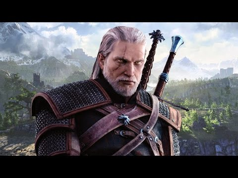 PS4 - The Witcher 3 Wild Hunt Gameplay Trailer
