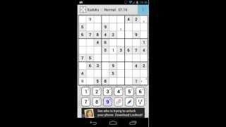 Sudoku Number Place YouTube video