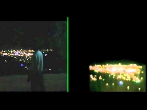Jersualem UFO 2011*WOW! Two Witnesses Record Same Event..*HD VIDEO*