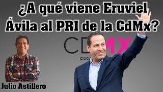 Video Julio Astillero. ¿A qué viene Eruviel Ávila al PRI de la CdMx? MP3, 3GP, MP4, WEBM, AVI, FLV Oktober 2017