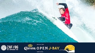 John John Florence takes on Ian Gouveia and Dale Staples in Round One, Heat 6 at the 2017 Corona Open J-Bay. #WSL #jbay Subscribe to the WSL for more ...