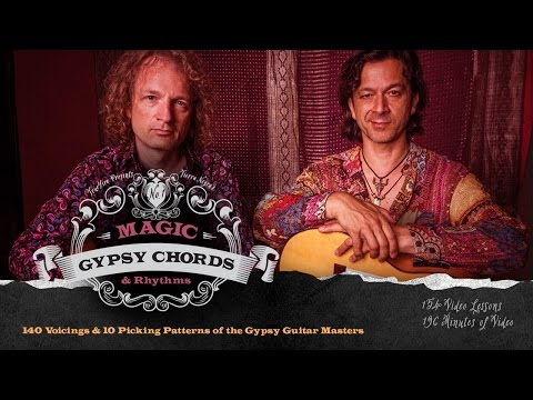 Magic Gypsy Chords & Rhythms - Intro - Tierra Negra