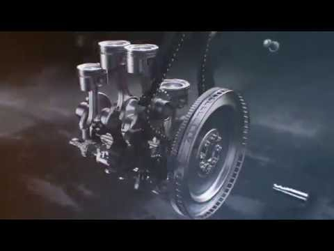 The New Mercedes Benz OM 654 Diesel Engine Full HD,1080p