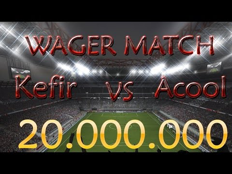 FIFA 14 | МАТЧ-РЕВАНШ | KEFIR VS ACOOL
