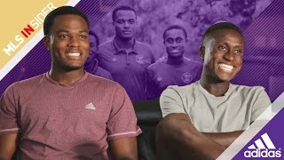 Cyle Larin & Richie Laryea: From Ontario to Orlando by Major League Soccer