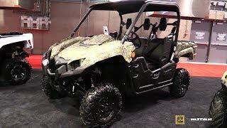 4. 2019 Yamaha Viking EPS SE Utility ATV - Walkaround - 2019 Quebec Motorcycle Show