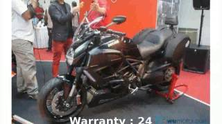 5. 2013 Ducati Diavel Strada Features
