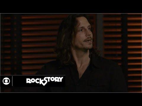 Rock Story: capítulo 125 da novela, terça, 4 de abril, na Globo