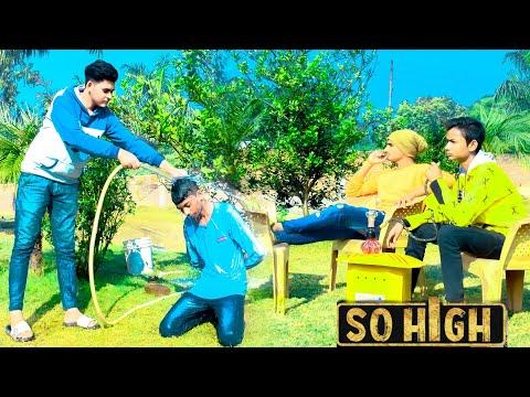 So High || Official Music Video || Sidhu Moose Wala ft. BYG BYRD || Gangester Story || Forever Boy