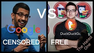 Video Google vs DuckDuckGo | Search engine manipulation, censorship and why you should switch MP3, 3GP, MP4, WEBM, AVI, FLV Juni 2019