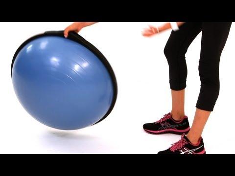 How to Use a Bosu Ball | Bosu Ball Workout