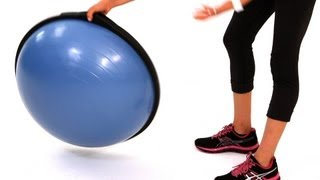 How to Use a Bosu Ball | Bosu Ball Workout