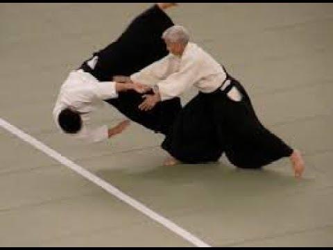 Aikido vs Aikido, randori in Slow Mo. Рандори в Слоу мо
