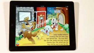 Video review The Blue Jackal - An Interactive Tale from Panchatantra - 1.2