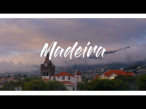 MADEIRA Island - 4K Cinematic Travel Film | 2018
