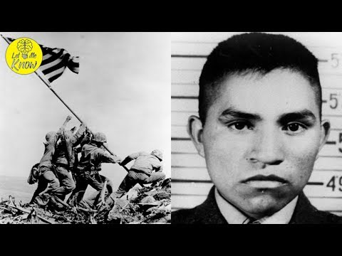 This Is What Became Of The Native American Who Helped Hoist The Flag On Iwo Jima