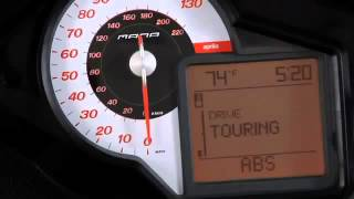 7. 2011 2012 Aprilia Mana GT 850 The Ultimate Automatic Sport Touring Motorcycle