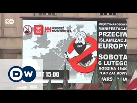Muslime in Polen unerwünscht | DW Nachrichten