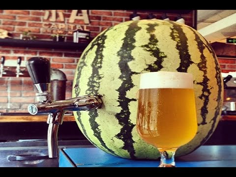 , title : 'Making A Watermelon Wheat Beer With A Brewhouse Beer Kit'