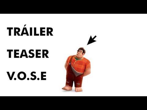Ralph Rompe internet - Tráiler Teaser Oficial en V.O.S.E?>