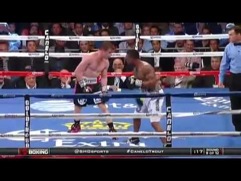 CANELOS - Canelo vs trout full fight.