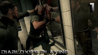 1 - Fisher ... Sam Fisher - Splinter Cell : Conviction - Diablox9's playing