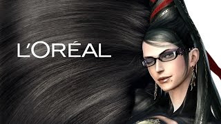 Super Spam Bros – Bayonetta