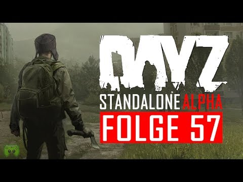 DAYZ STANDALONE ALPHA # 57 - Chris am Airfield «» Let's Play DayZ Standalone | HD