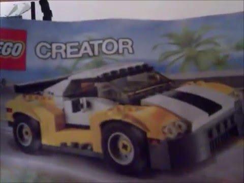 Fast Car Lego 31046