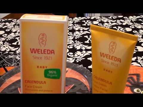 Weleda Baby Calendula Face Cream 96% Organic... CRUELTY FREE