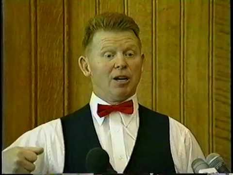Bob Backlund Speech - CT Capitol