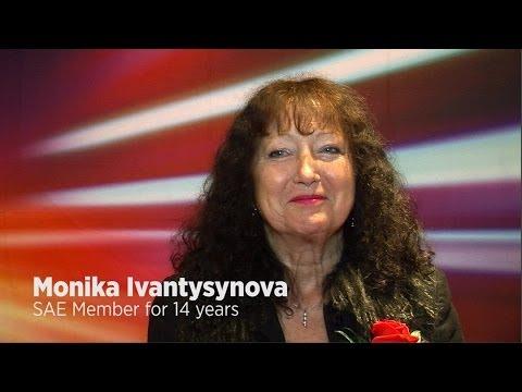 Monika Ivantysynova's SAE Membership Story