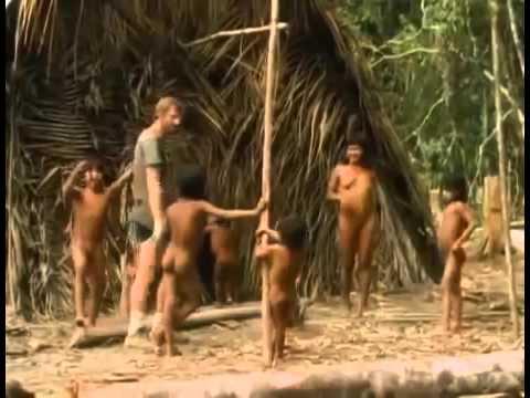 Ethnic Men: Naked Amazonian Tribes