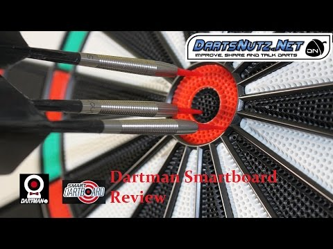 Dartman Smart dartboard review