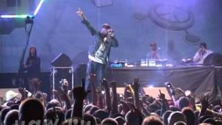 Reflection Eternal  live part 01/02 (Talib Kweli + DJ Hi-Tek) @ HipHopKemp 2010