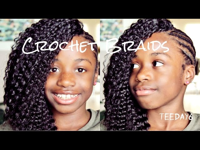 Crochet Braids To The Side : Crochet Braids Side Mohawk - Braids
