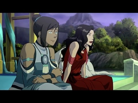 OF - Eric Goldman and Roth Cornet react to the end of The Legend of Korra, the final battle with Kuvira and THAT ending.