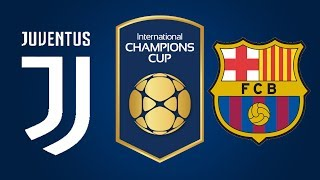 It's time for the 2017 International Champions Cup! The most awaited friendly exhibition competition in club football. As always, I am very excited to simulate this tournament on my channel.I hope you'll enjoy this video, drop a like down below if you did! :)It's time for the #2017ICC! #JuveFCB simulated in #PES2017 #JuventUStour BarçaUSTourEnjoy! You can find me onFacebook - https://www.facebook.com/corocusTwitter - https://www.twitter.com/corocus