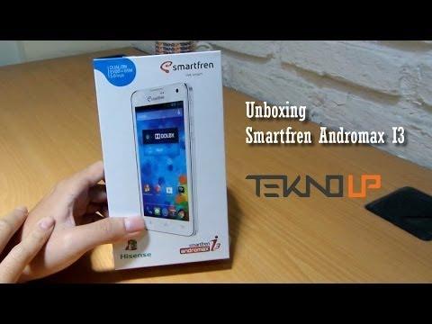 Unboxing Smartfren Andromax i3