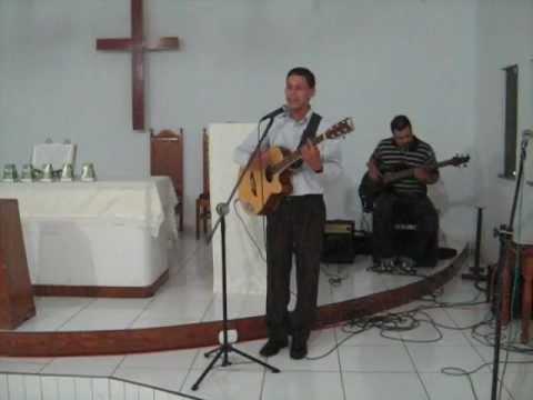 Pastor Efrain Rios Cristaldo - Encerramento do Maio - MMM.AVI