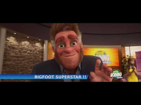 Bigfoot Family (2020) - Trailer (English)