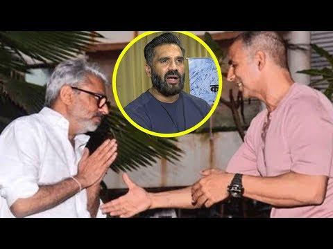 Sunil Shetty Salutes & Praises Akshay Kumar For Pa