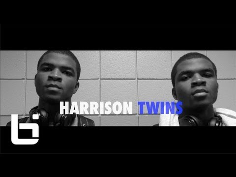 The Harrison Twins OFFICIAL High School Mixtape! Kentucky Keep CALM The TWINS Are COMING #BBN!