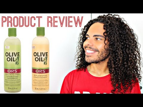 Download Dry Hair Goodbye ORS Olive Oil Shampoo & Conditioner Product Review HD Mp4 3GP Video and MP3