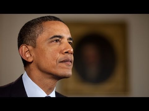 Weekly Address: Before We are Democrats or Republicans, We are Americans thumbnail